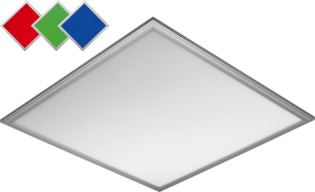 monacor schweiz ag rgb led panel dimmbar 950 1050 lm ledp 600rgb. Black Bedroom Furniture Sets. Home Design Ideas